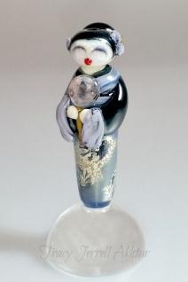 lavendar geisha