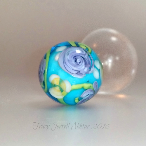 Purple Rose Globe2a
