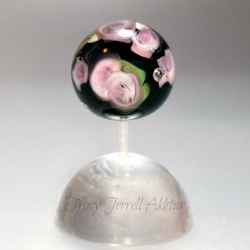 Rose Paperweight Bead2a