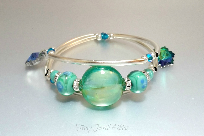 Bracelet Green Mist WP